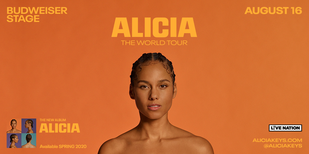 Alicia Keys Featured Image