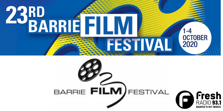 23rd Annual Barrie Film Festival Giveaway