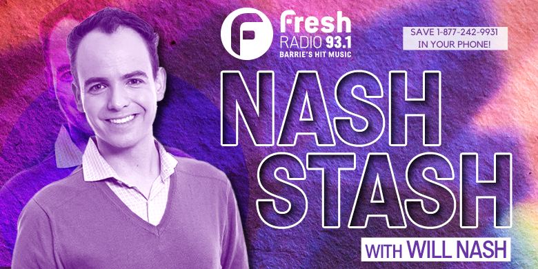 Fresh 93.1's Nash Stash!