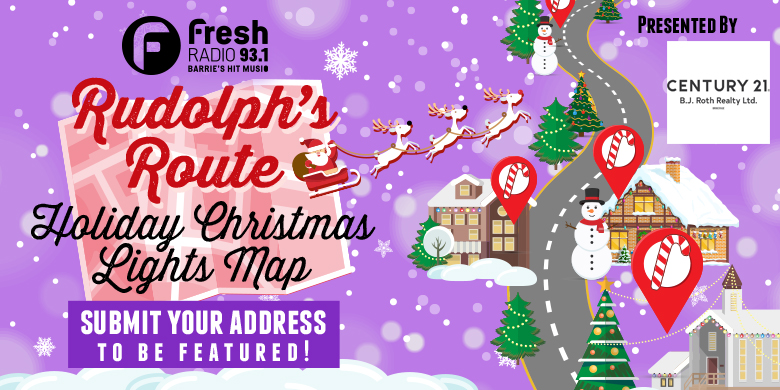 Rudolph's Route
