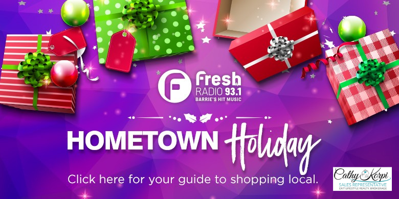 Hometown Holiday Shop Local Guide