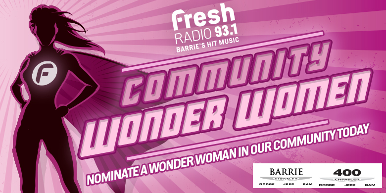 Community Wonder Women