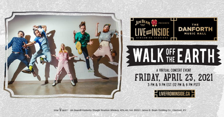Jim Beam Presents Live From Inside: Walk Off The Earth