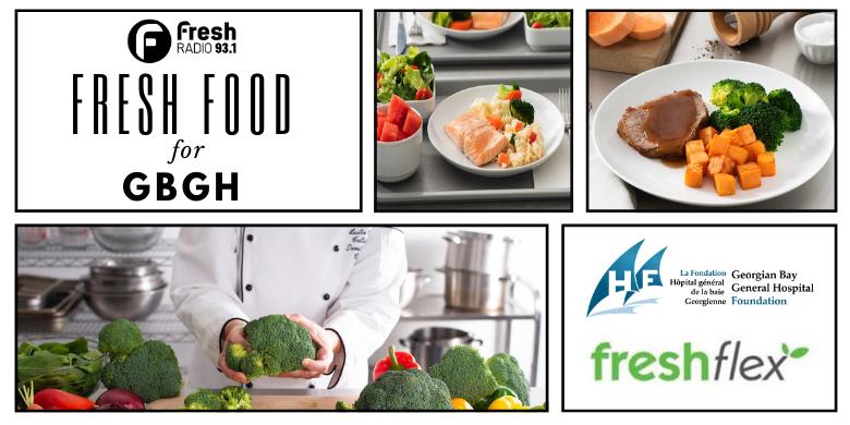 Fresh Food for GBGH