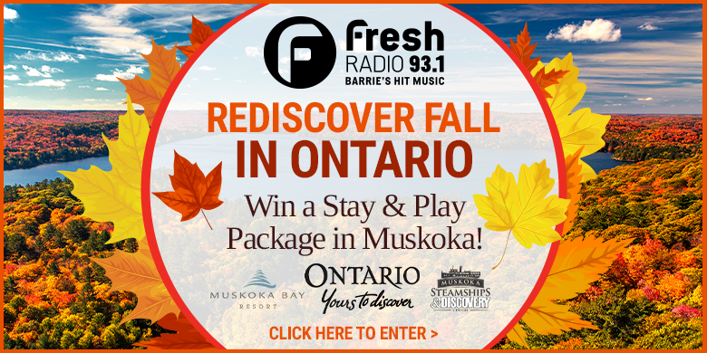 Rediscover Fall in Ontario!
