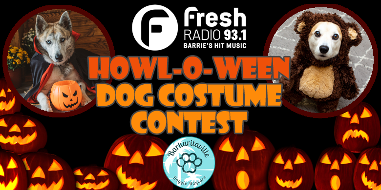 Fresh 93.1's Howl-o-ween Costume Contest